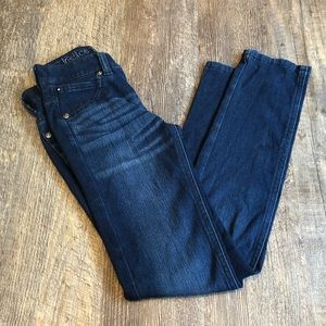 Girl jean leggings
